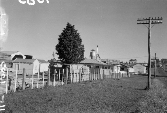 1. Taylor's sawmill, Astley Avenue Photographer: John Thomas Diamond, 1959. Auckland Libraries West Auckland Research Centre. J. T. Diamond Collection, JTD-11L-01585
